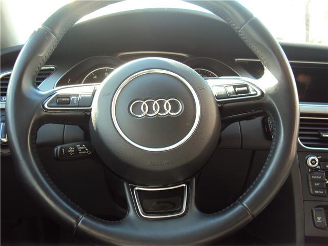 2013 Audi A4 2.0T Premium (Stk: ) in Ottawa - Image 10 of 25
