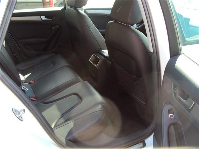 2013 Audi A4 2.0T Premium (Stk: ) in Ottawa - Image 13 of 25