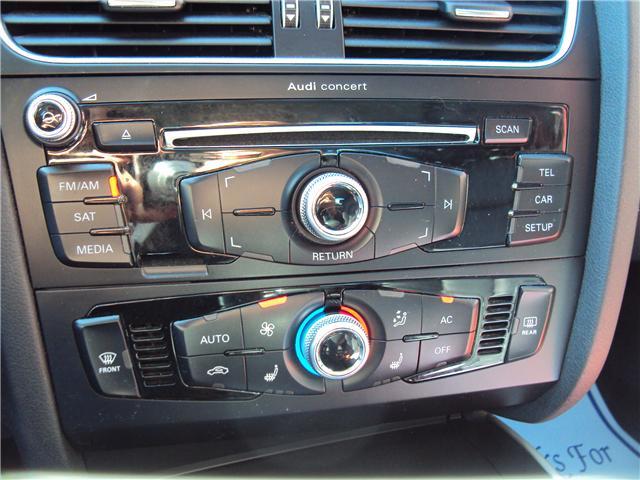 2013 Audi A4 2.0T Premium (Stk: ) in Ottawa - Image 20 of 25