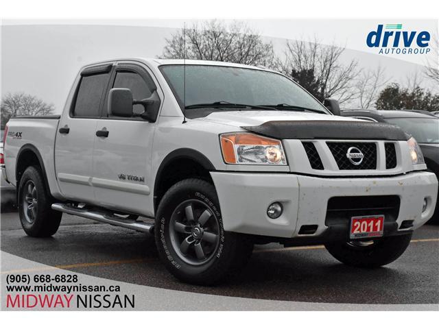 2011 Nissan Titan PRO-4X (Stk: JN173302A) in Whitby - Image 1 of 27