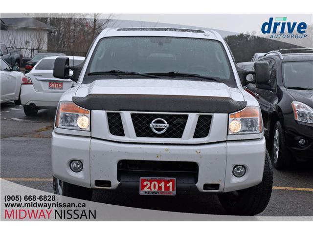 2011 Nissan Titan PRO-4X (Stk: JN173302A) in Whitby - Image 2 of 27