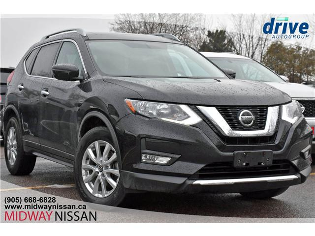 2018 Nissan Rogue SV (Stk: U1548R) in Whitby - Image 1 of 26