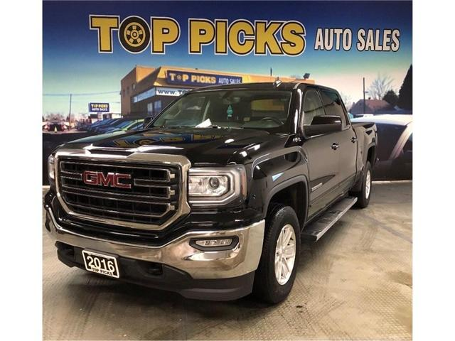 2016 GMC Sierra 1500 SLE (Stk: 382778) in NORTH BAY - Image 1 of 23