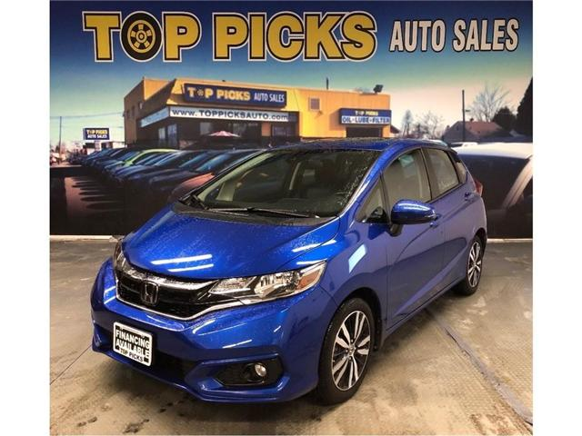 2018 Honda Fit EX-L Navi (Stk: 101681) in NORTH BAY - Image 1 of 24