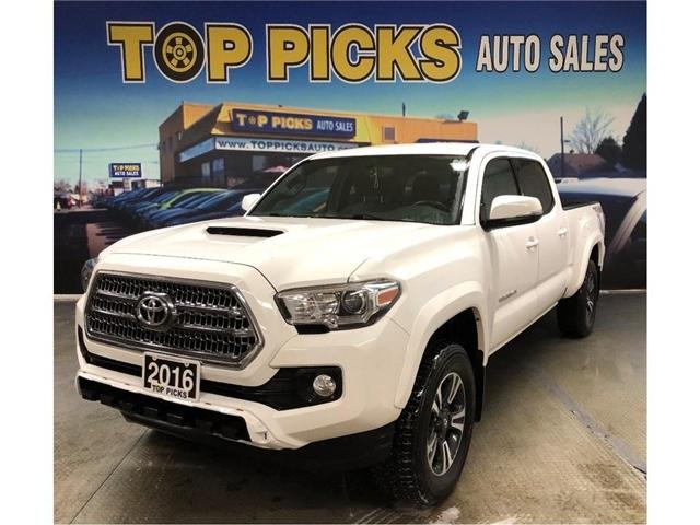 2016 Toyota Tacoma SR5 (Stk: 007296) in NORTH BAY - Image 1 of 21