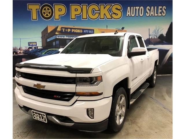 2017 Chevrolet Silverado 1500 LT (Stk: 404755) in NORTH BAY - Image 1 of 26