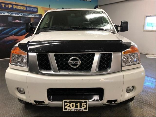 2015 Nissan Titan PRO-4X (Stk: 507149) in NORTH BAY - Image 2 of 26