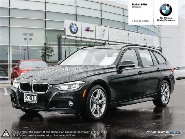 2018 BMW 328d xDrive Touring (Stk: DB5479) in Oakville - Image 1 of 22