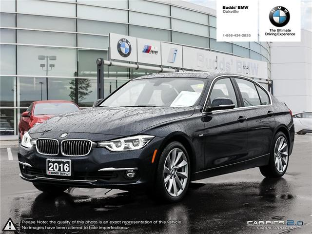 2016 BMW 328i xDrive (Stk: B033065A) in Oakville - Image 1 of 22