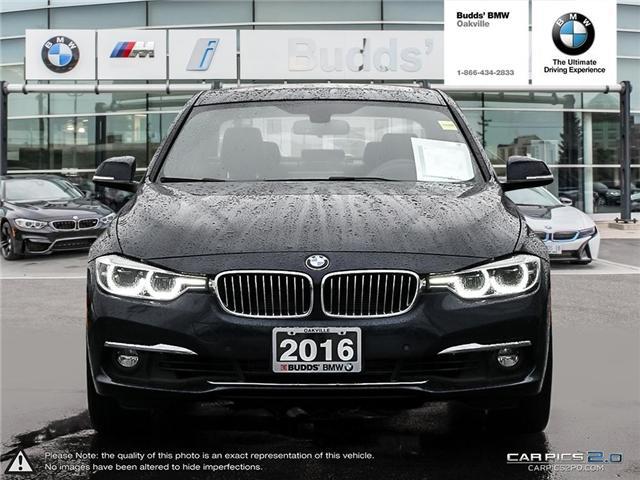 2016 BMW 328i xDrive (Stk: B033065A) in Oakville - Image 2 of 22