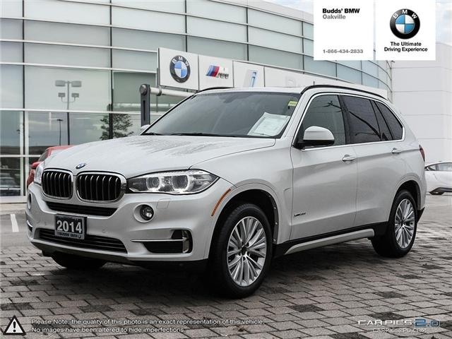 2014 BMW X5 35i (Stk: T680396A) in Oakville - Image 1 of 25