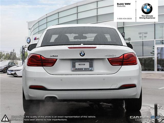 2018 BMW 430i xDrive (Stk: DB5487) in Oakville - Image 4 of 25