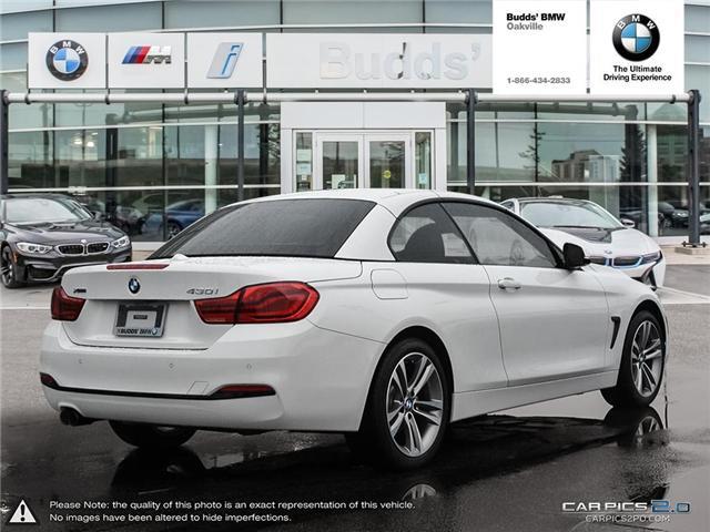 2018 BMW 430i xDrive (Stk: DB5487) in Oakville - Image 5 of 25