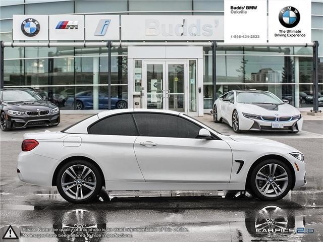 2018 BMW 430i xDrive (Stk: DB5487) in Oakville - Image 6 of 25