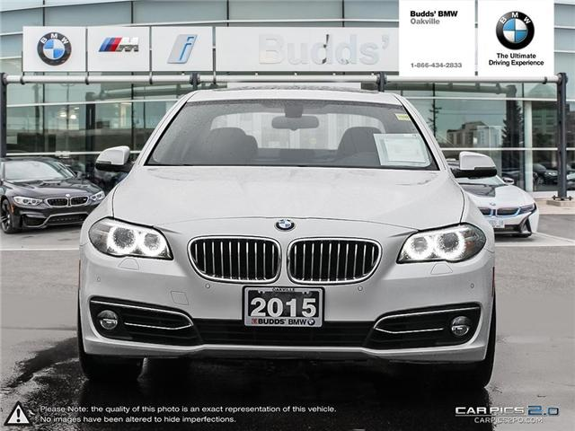 2015 BMW 535d xDrive (Stk: T025051A) in Oakville - Image 2 of 22