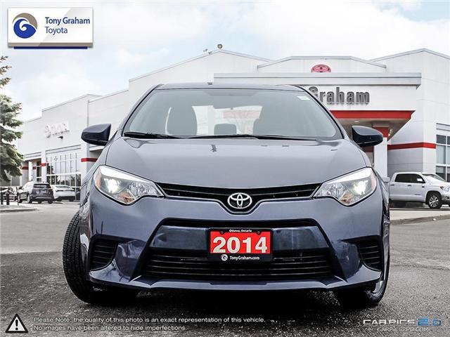 2014 Toyota Corolla LE (Stk: 57441A) in Ottawa - Image 2 of 27