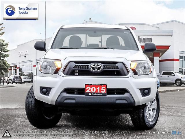2015 Toyota Tacoma V6 (Stk: E7667) in Ottawa - Image 2 of 27