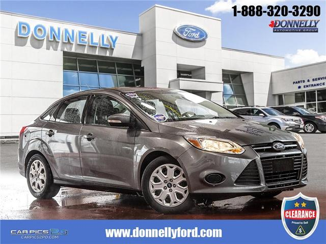 2014 Ford Focus SE (Stk: CLDR2106A) in Ottawa - Image 1 of 28