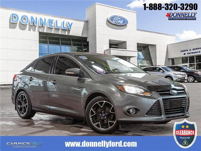 2012 Ford Focus Titanium (Stk: CLDR387B) in Ottawa - Image 1 of 29