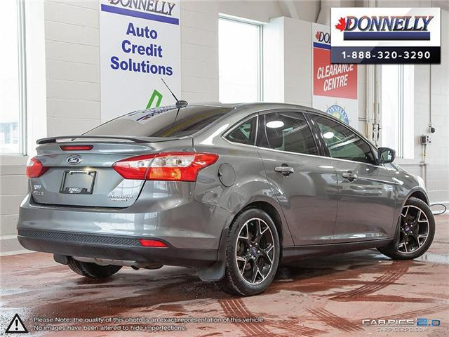 2012 Ford Focus Titanium (Stk: CLDR387B) in Ottawa - Image 4 of 29