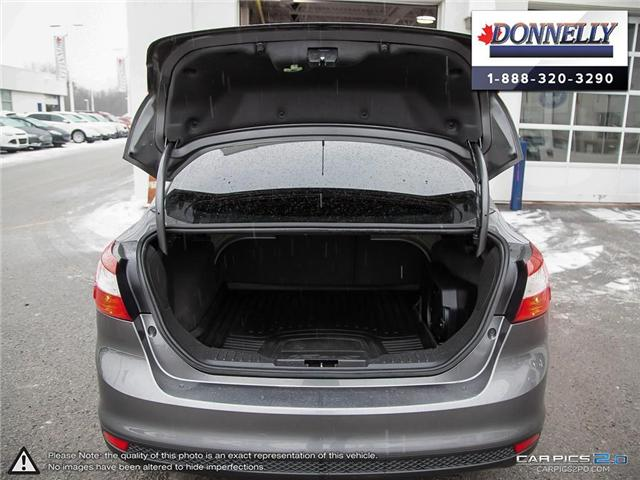 2012 Ford Focus Titanium (Stk: CLDR387B) in Ottawa - Image 11 of 29