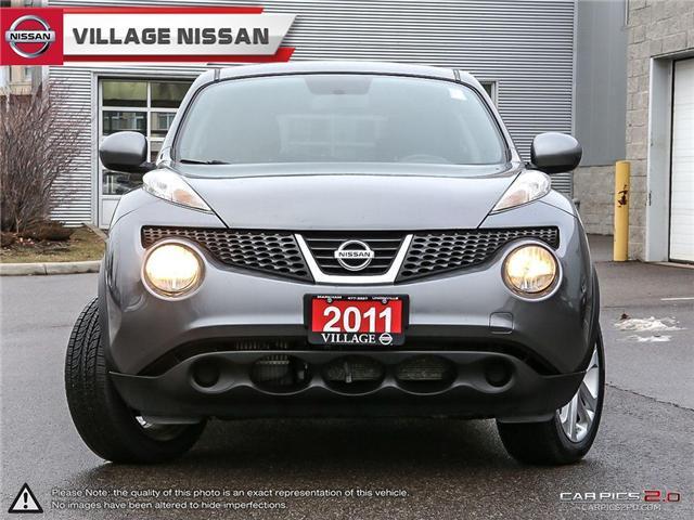 2011 Nissan Juke SV (Stk: P2712A) in Unionville - Image 2 of 27