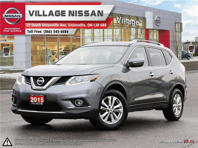 2015 Nissan Rogue SV (Stk: 80897A) in Unionville - Image 1 of 27
