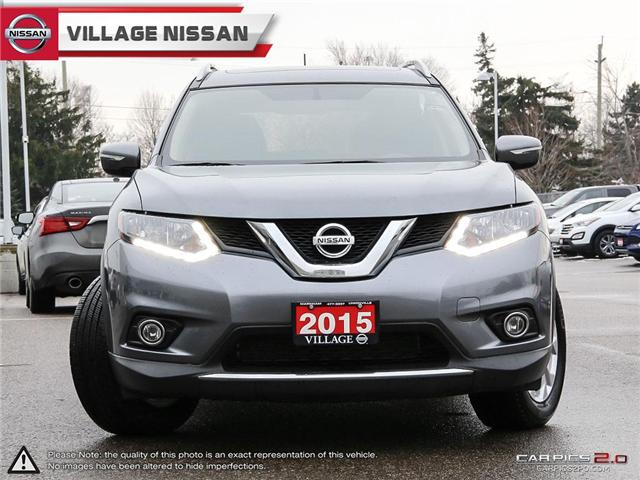 2015 Nissan Rogue SV (Stk: 80897A) in Unionville - Image 2 of 27