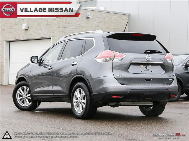 2015 Nissan Rogue SV (Stk: 80897A) in Unionville - Image 4 of 27