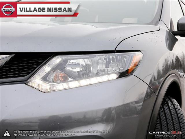 2015 Nissan Rogue SV (Stk: 80897A) in Unionville - Image 10 of 27