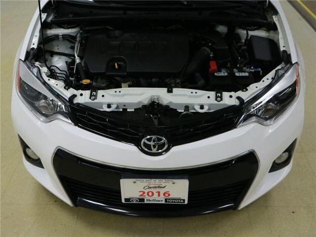 2016 Toyota Corolla  (Stk: 186467) in Kitchener - Image 24 of 27