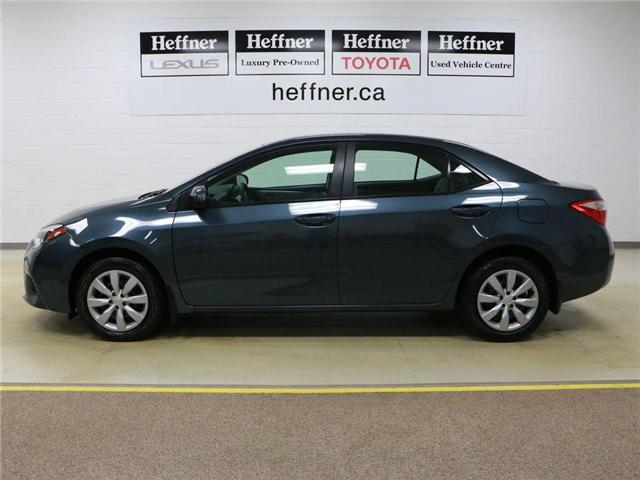 2016 Toyota Corolla  (Stk: 186480) in Kitchener - Image 18 of 27