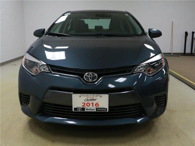 2016 Toyota Corolla  (Stk: 186480) in Kitchener - Image 19 of 27
