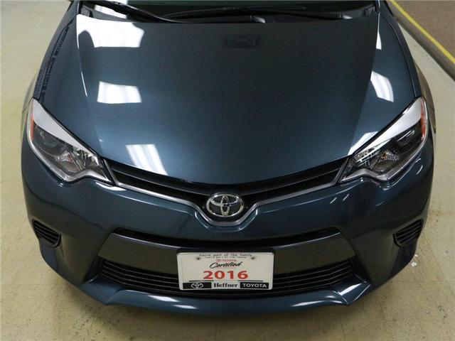 2016 Toyota Corolla  (Stk: 186480) in Kitchener - Image 23 of 27