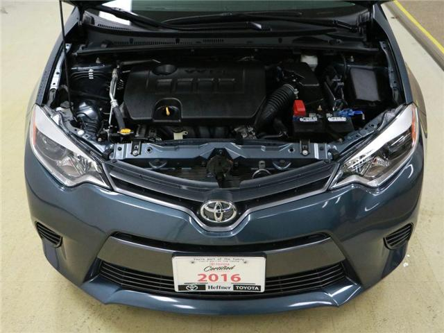 2016 Toyota Corolla  (Stk: 186480) in Kitchener - Image 24 of 27