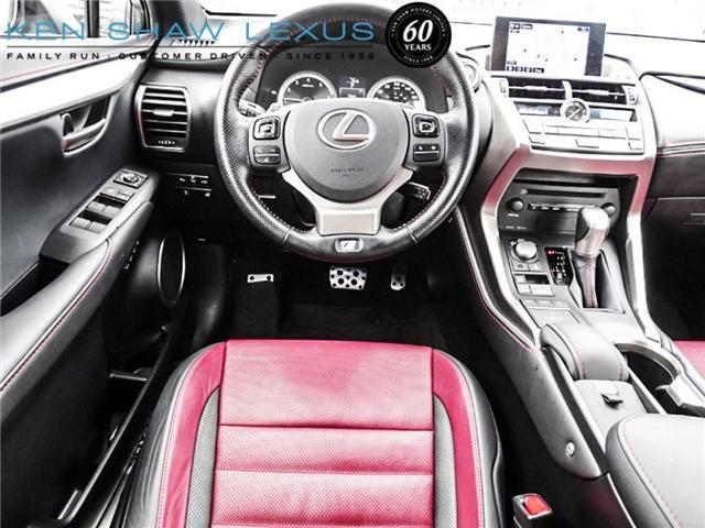 2017 Lexus NX 200t Base (Stk: 15812A) in Toronto - Image 13 of 20