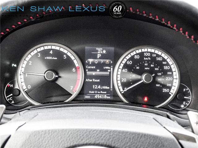 2017 Lexus NX 200t Base (Stk: 15812A) in Toronto - Image 16 of 20