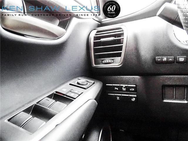 2017 Lexus NX 200t Base (Stk: 15812A) in Toronto - Image 18 of 20