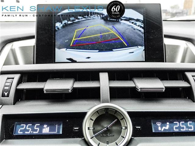2017 Lexus NX 200t Base (Stk: 15812A) in Toronto - Image 20 of 20