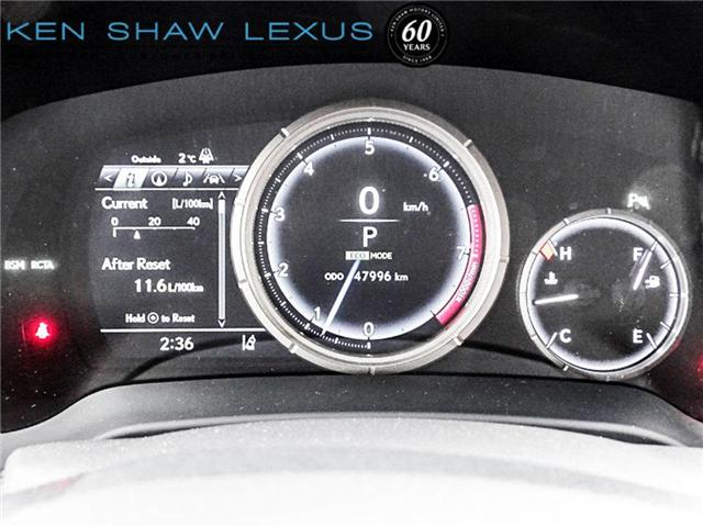 2017 Lexus RX 350 Base (Stk: 15815A) in Toronto - Image 18 of 20