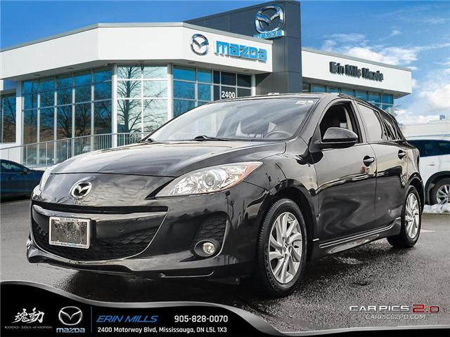 2012 Mazda Mazda3 GS (Stk: P4447A) in Mississauga - Image 1 of 19