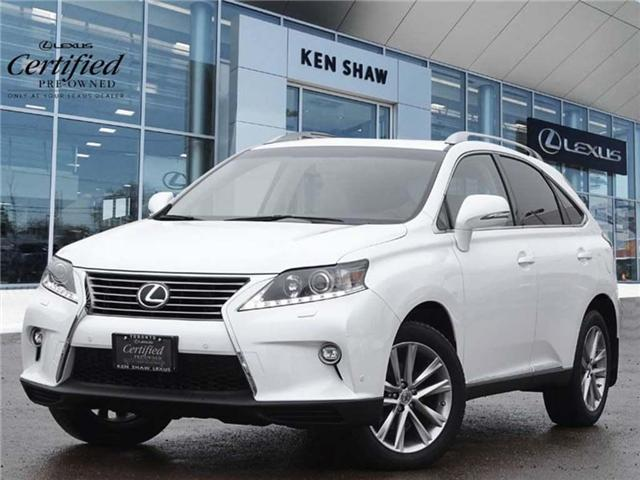 2015 Lexus RX 350  (Stk: 15792A) in Toronto - Image 1 of 21