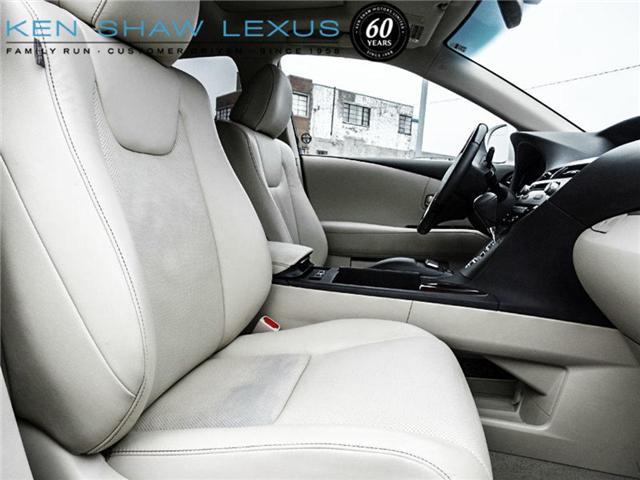 2015 Lexus RX 350  (Stk: 15792A) in Toronto - Image 11 of 21