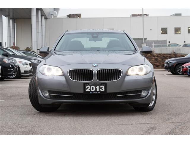 2013 BMW 528i xDrive (Stk: 52295A) in Ajax - Image 2 of 22