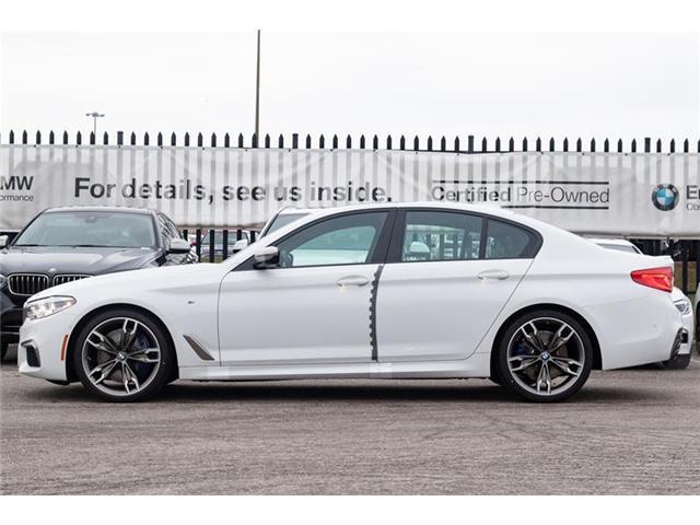 2019 BMW M550i xDrive (Stk: 52444) in Ajax - Image 3 of 22