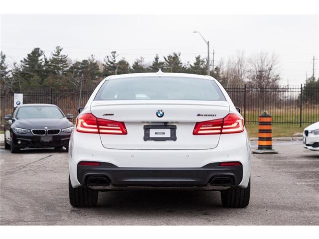 2019 BMW M550i xDrive (Stk: 52444) in Ajax - Image 5 of 22