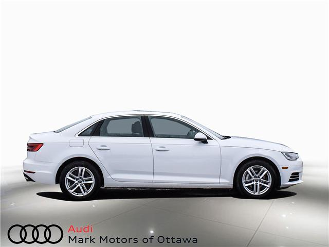 2017 Audi A4 2.0T Komfort (Stk: 91179A) in Nepean - Image 3 of 26