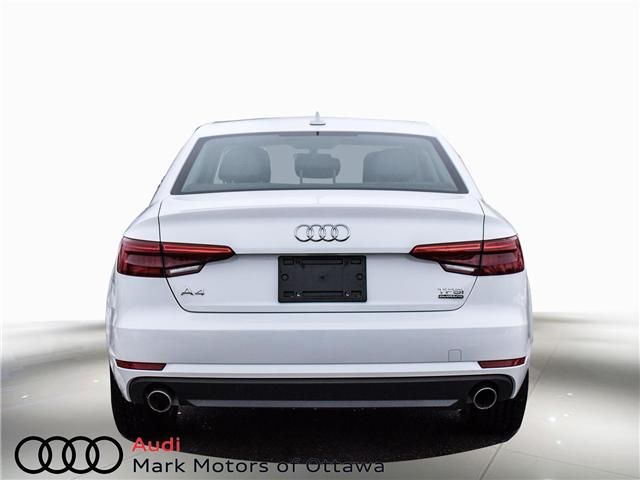2017 Audi A4 2.0T Komfort (Stk: 91179A) in Nepean - Image 5 of 26