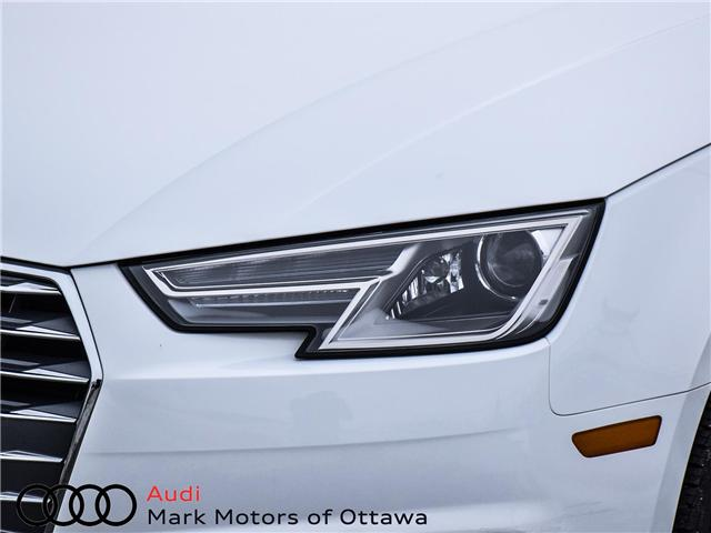 2017 Audi A4 2.0T Komfort (Stk: 91179A) in Nepean - Image 6 of 26