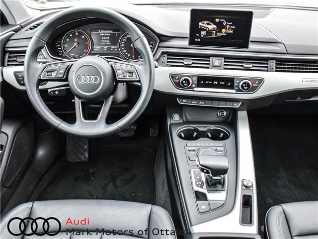 2017 Audi A4 2.0T Komfort (Stk: 91179A) in Nepean - Image 22 of 26